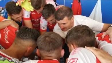 """Photo of Ce le-a spus Gyuszi Balint jucătorilor săi în pauza meciului """"cât 7 ani"""", de la Pitești + VIDEO"""
