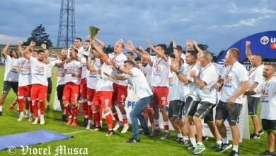 Photo of Utiștii le prezintă fanilor trofeul Ligii a II-a Casa Pariurilor în această seară, la Marem