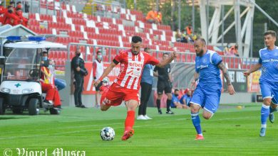 Photo of Live-text Liga I, etapa a 4-a: UTA – Poli Iași 2-3, final
