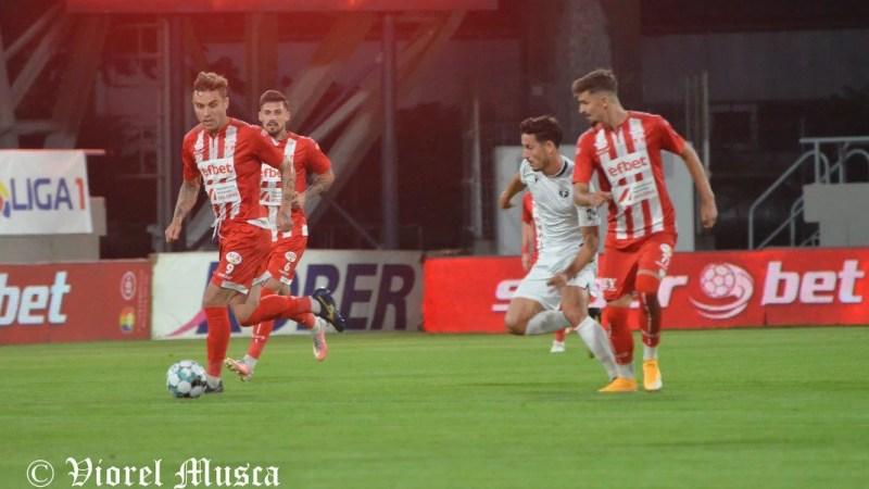 UTA joacă următorul meci acasă duminică seara, rămâne Aradul gazdă pentru Poli Iași?