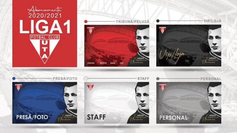 """Abonații UTA-ei sunt așteptați să-și ridice cardurile joi și vineri, de la arena """"Francisc Neuman"""""""
