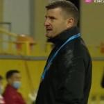 """Balint simte că a lăsat, din nou, puncte pe drum după meciul cu Hermannstadt: """"Atitudinea potrivită, am făcut cel mai bun joc al nostru de la începutul sezonului"""""""