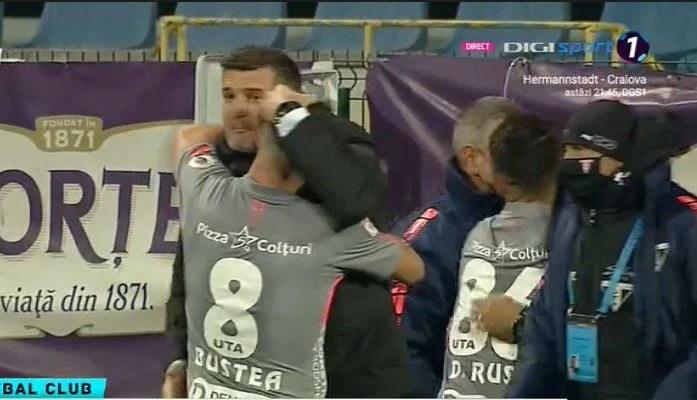 """UTA bate la Botoșani și-și consolidează locul de play-off! Balint: """"Am reglat lucrurile la pauză și am obținut o victorie meritată, uriașă! Să avem constanță de acum înainte!"""""""