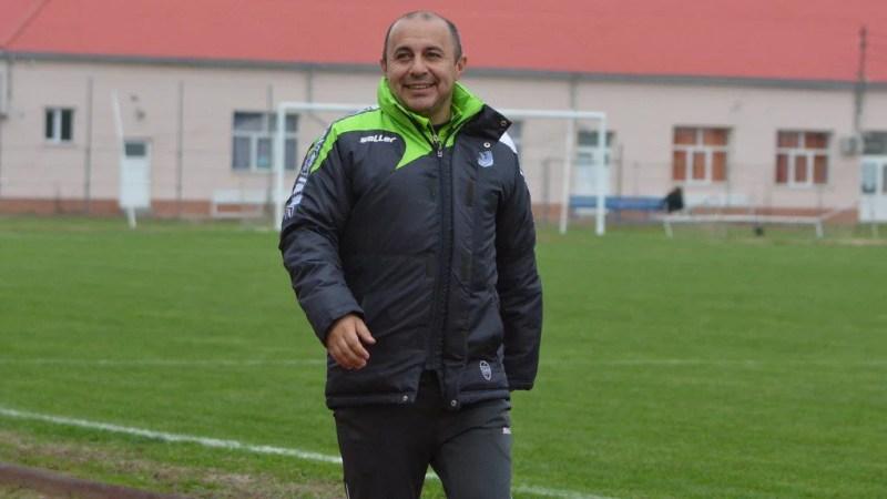 """Înlăturat de la Crișul, Dani Cherecheși devine noul director sportiv al Devei: """"Onorat de colaborarea cu o grupare de tradiție și Fane Nanu, ne batem pentru locul 2!"""""""