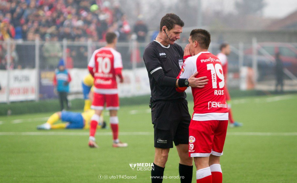 Cinci meciuri, echilibru total pentru UTA cu Mladinovici la centru! Ce va fi mâine, cu Hermannstadt?