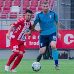 """Utistul Denis Rusu, în echipa ideală a etapei a 8-a în Casa Liga 1: """"Un fotbalist cu un mare potenţial de creştere"""""""