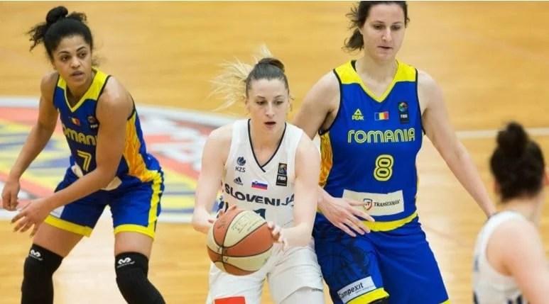 Dora Ardelean, printre marcatoarele României contra Italiei și Danemarcei în preliminariile EuroBasket