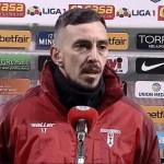 """După Dinamo, Hora a răpus-o și pe CFR Cluj: """"E ceva extraordinar să învingem campioana, e o performanță ceea ce am reușit până acum în Liga 1"""""""
