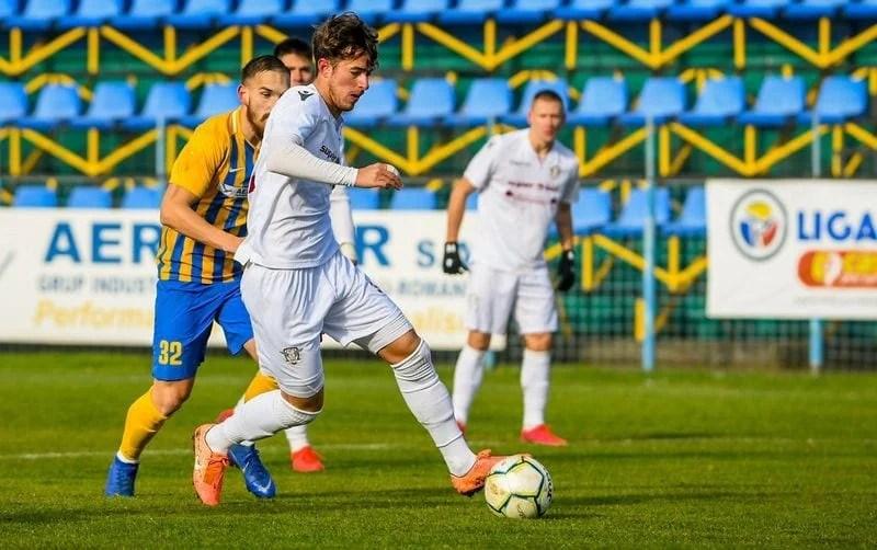 Liga a II-a, etapa a 13-a: Rapid a ajuns la două puncte de liderul FC U Craiova după victoria cu Aerostar, Hlistei și Jorza – printre marcatori!