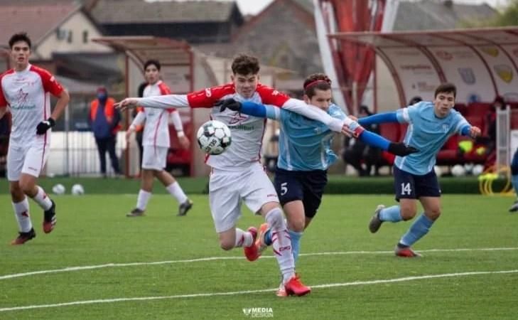 """UTA U 17 și-a consolidat prima poziție a clasamentului înainte de derby-ul cu Poli, înfrângere cu """"peripeții"""" în fața Gazului la U19!"""