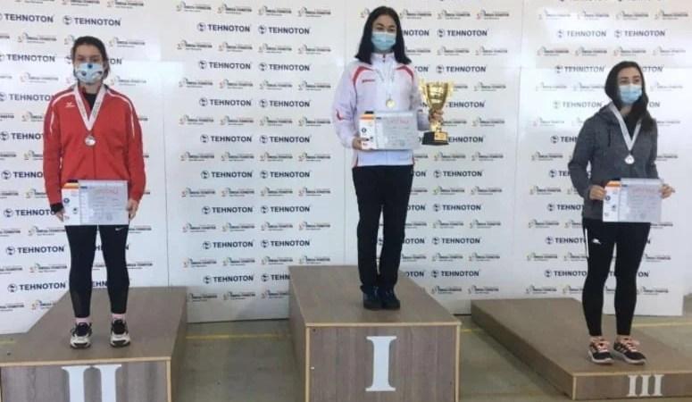 Pistolarii CSM-ului pregătesc Cupa României, Iulia Bagi – pe podium la etapa de la Iaşi