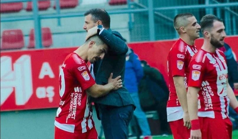 Simo Roumpoulakou – în echipa ideală a etapei a 11-a din Liga 1, antrenată de Laszlo Balint!