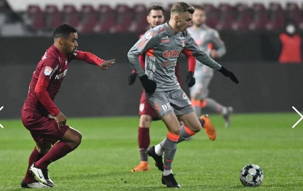Live-text Liga I, etapa a 11-a: CFR Cluj – UTA  0-1, final