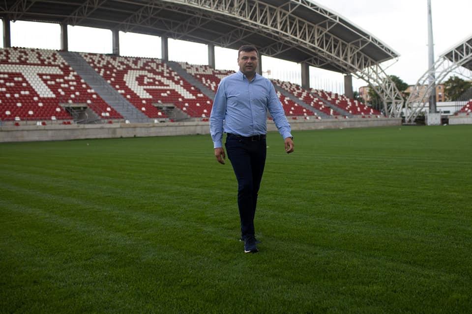 """Sergiu Bîlcea: """"Proiectul UTA trebuie susţinut"""" (P)"""