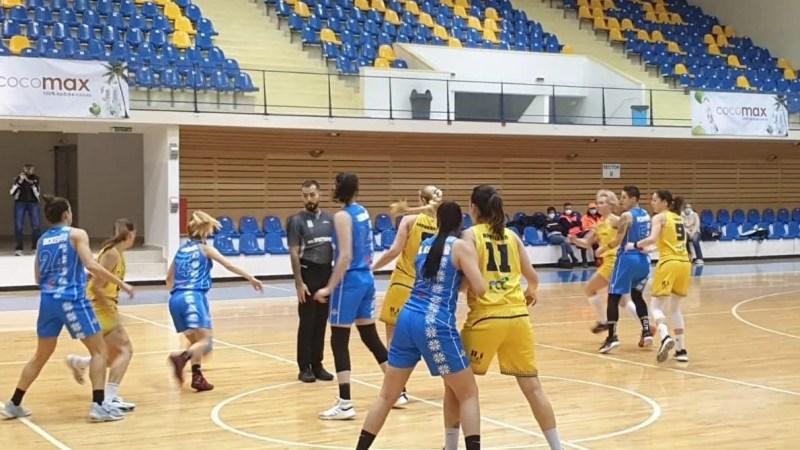 """Galben-albastrele"" nu le-au dat (mari) speranțe gazdelor: CSU Olimpia Brașov – FCC Baschet Arad 58-73"