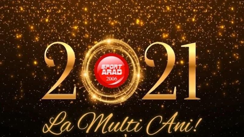 La mulți ani 2021!