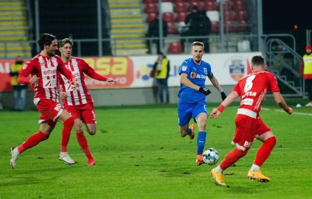 FRF-ul ar putea da peste cap calendarul Ligii 1 în…folosul echipelor naționale: Joacă UTA la Craiova între CFR și FCSB?