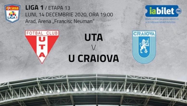 """Și cu CS U Craiova, fanii """"Bătrânei Doamne"""" au doar varianta biletelor virtuale"""