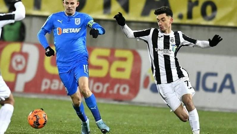 Liga I, etapa a 17-a: Albanezul Fili a decis derby-ul Moldovei, Craiova o ține pe Astra sub UTA!