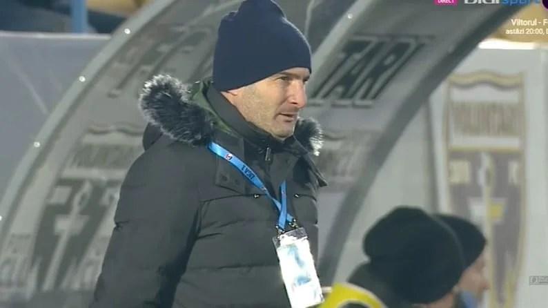 """Balint vrea să repare clasamentul meciurilor de acasă odată cu vizita Argeșului: """"Chiar dacă ne lipsește foarte mult energia suporterilor, UTA să fie UTA și la Arad"""""""