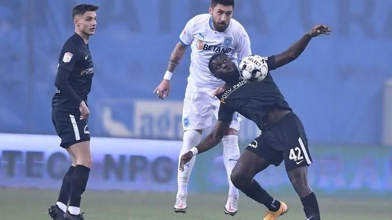 Liga 1, etapa a 18-a: Craiova pierde contactul cu primul loc, UTA rămâne în zona periculoasă