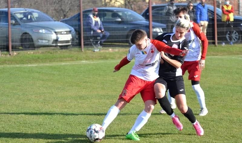 """Punct și de la capăt: """"Leoaicele"""" le găzduiesc pe rivalele de la Becicherecu Mic și în primul meci al play-offului Ligii 1!"""