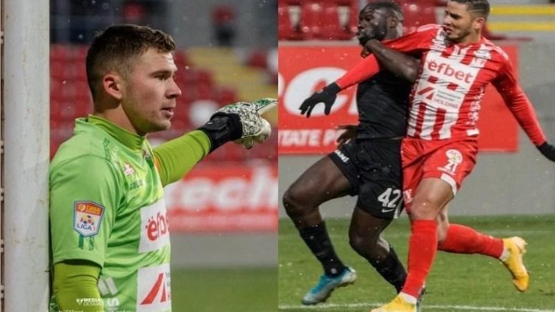 Defensiva utistă dă ora exactă: Iacob și Erico, în echipa etapei cu numărul 17 a Ligii 1!