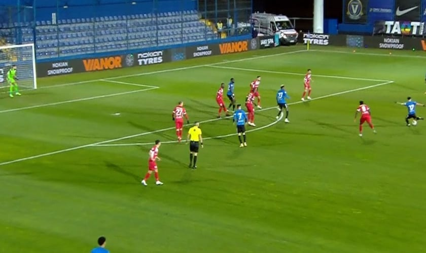 Liga 1, etapa a 12-a: Craiova s-a încălzit cu trei puncte contra Gazului înainte de vizita la Arad, unde dă peste o echipă UTA tot pe loc de play-off!
