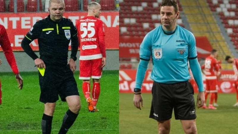 """UTA i-a recuzat pe Cătălin Popa și Andrei Antonie! Meszar: """"Se întâmplă să greșesti, în schimb ne deranjează arbitrajele tendențioase!"""""""