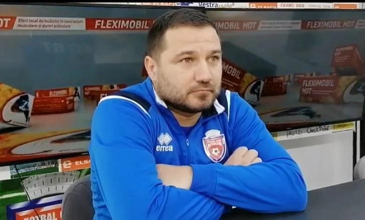 """Croitoru își responsabilizează jucătorii înainte de vizita de la Arad: """"Va fi probabil cel mai important meci din acest sezon pentru noi""""; Ce spune Șeroni despre întâlnirea cu UTA?"""