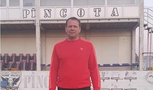"""Dănuț Mițiți e noul antrenor al Podgoriei Pâncota: """"Îmi place să muncesc cu tinerii, sper să ne clasăm undeva la mijlocul clasamentului"""""""