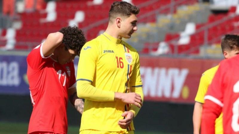 """Abel Popa și-a făcut botezul """"sub tricolor"""": """"Sper să mai prind și alte convocări, dar pentru asta va trebui să joc din vară în Liga 2-a, poate chiar cu Lipova!"""""""