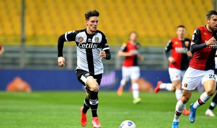 """Arădeanul Man, unul dintre fotbaliștii fundamentali pentru revenirea rapidă a Parmei în Serie A: """"Vom renaște cu ei!"""""""