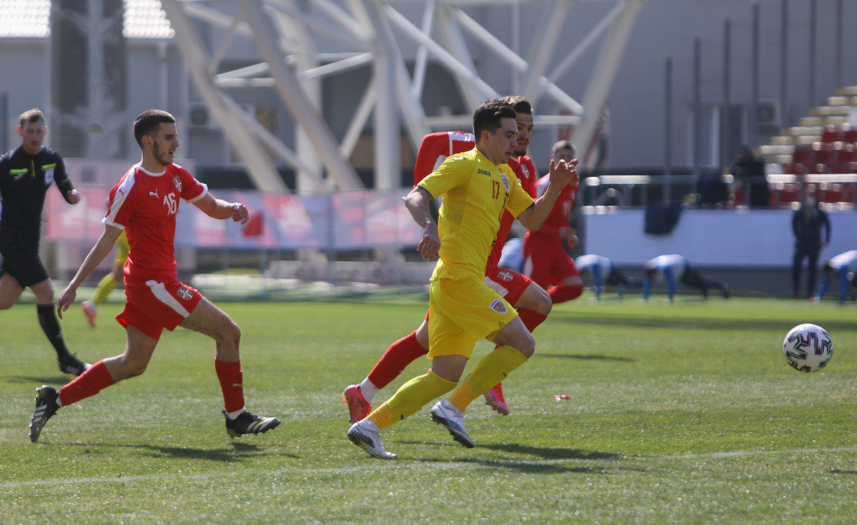 """""""Îngheț"""" în primul meci internațional găzduit de noul """"Francisc Neuman"""": România U19 – Serbia U 19 0-0"""