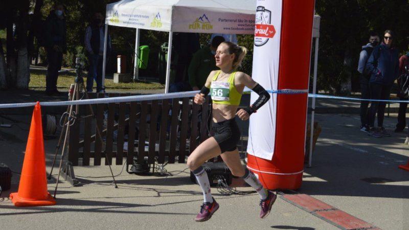 """Liliana Dragomir a urcat pe podium în prima etapă a """"naționalelor"""" de alergare montană pe distanță scurtă"""