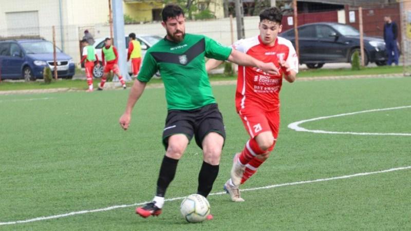 """Pe mâna foștilor fundași """"roș-albi"""": UTA II – ACB Ineu  0-3"""