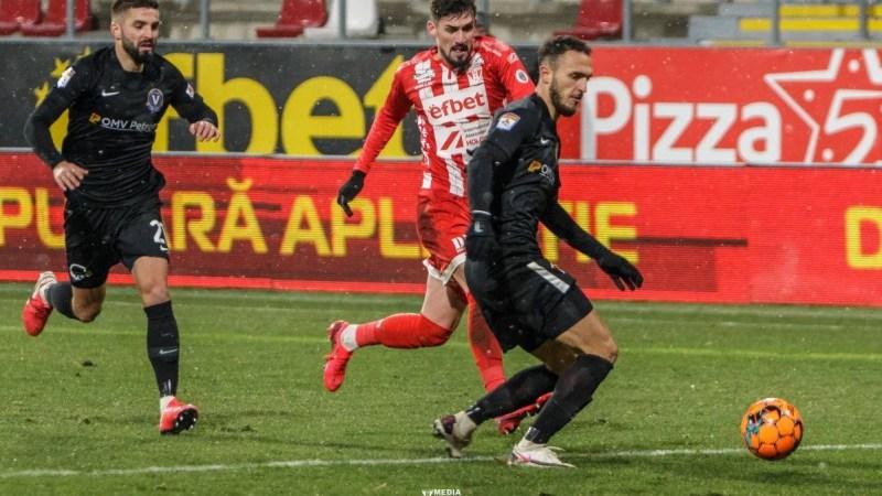 """UTA – Viitorul, în prima etapă a play-outului Ligii I! Peste două săptămâni, arădenii se deplasează în """"fieful"""" lui Dinamo"""