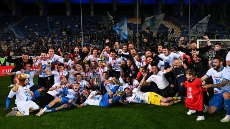 Arădenii Stahl și Maghici ratează primul lor trofeu, CS U Craiova câștigă Cupa României după prelungiri