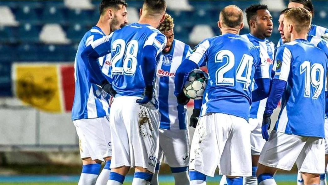 """Deși deplasează o echipă decimată la Arad, Napoli e încrezător în șansele Iașiului: """"Mergem să facem un meci bun și să obținem victoria cu UTA"""""""