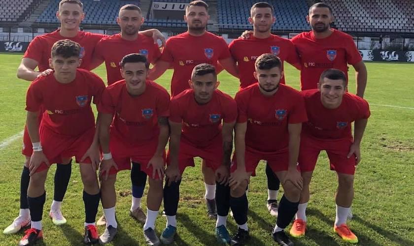 """La Cisnădie, pofta locului de baraj a venit…mâncând: """"Lipova – o echipă lucrată, vrem să ne bucurăm de fotbal împotriva ei"""""""