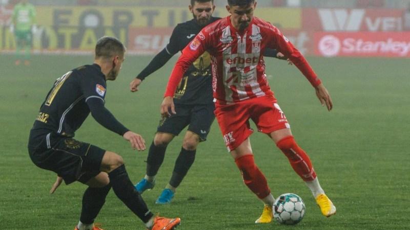 """""""Găzarul"""" Morar se prezintă cu trei goluri în play-out înainte de meciul cu fosta echipă: """"Venim la Arad să câștigăm, vrem să fim liniștiți de duminică încolo"""""""