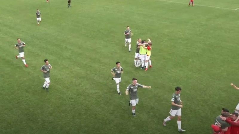 """""""Roș-albii"""" se vor bate pentru titlul național la Under 17: FCSB – UTA 1-1"""