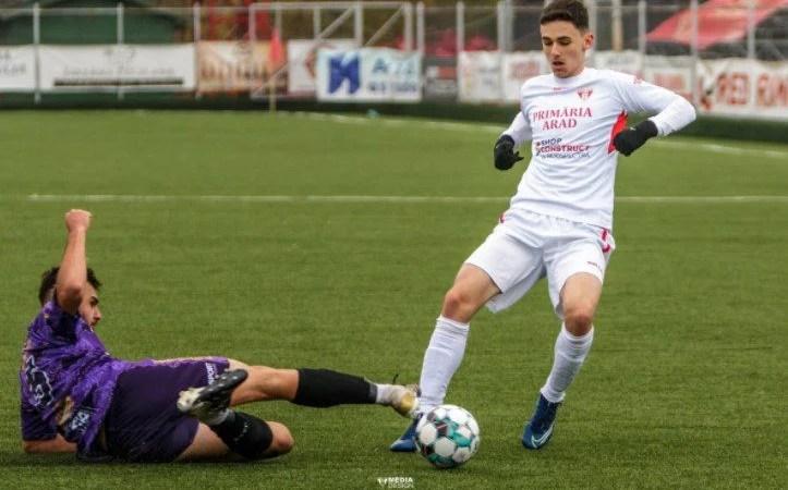 Juniorii utiști, victorioși pe Bega în derby-urile Vestului fără gol încasat!