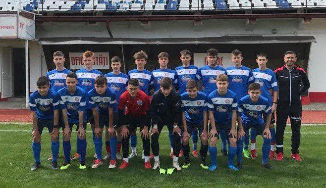 Liga Elitelor U16: Viitorul, îngenunchiată (și) de arbitri la Timișoara