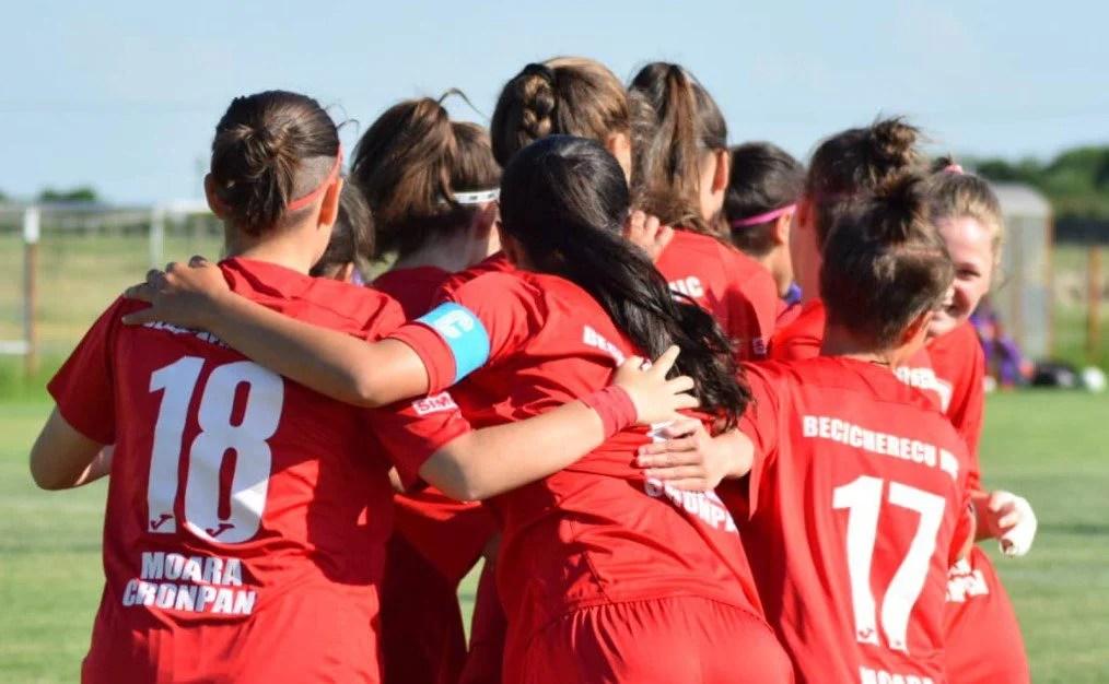 AC Piroș Security a debutat cu un eșec usturător în întrecerea junioarelor U17, în fața timișencelor de la Fortuna!
