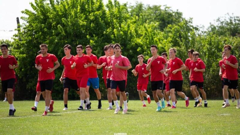 """UTA Under 17 se bate pentru trofeul Ligii Elitelor cu Viitorul, în direct pe Digi Sport! Donca: """"Finalele nu se joacă, se câștigă!"""""""
