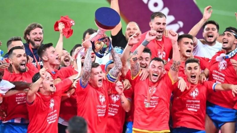 CSU Craiova câștigă în premieră Supercupa României, CFR-ul pierde primul trofeu stagional!