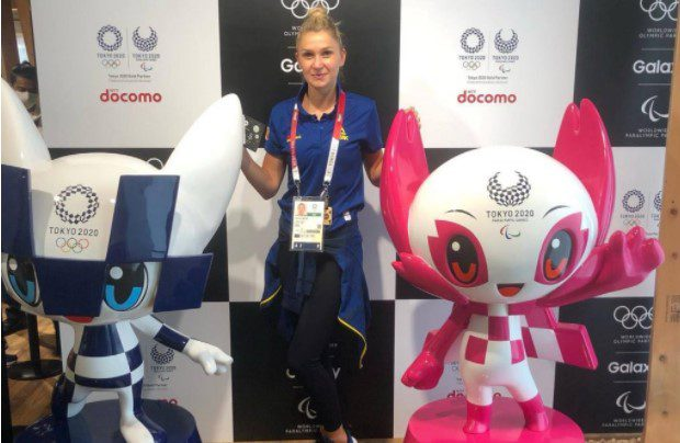 """Arădeanca Dana Dodean s-a antrenat cu numărul unu mondial pentru o medalie la Olimpiadă: """"Emoţiile cresc repede şi mult, aşteptarea a fost mare"""""""