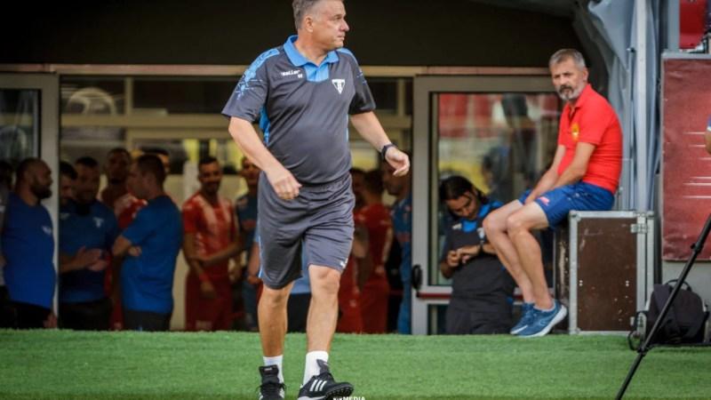 Gabi Vasiliu a fost ofertat de selecționata olimpică a Emiratelor Arabe Unite, dar a rămas să antreneze portarii UTA-ei!