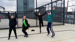 500 Burpees Gruppe